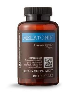 melatonin for sleep aid
