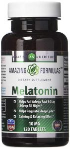 sleep aid melatonin