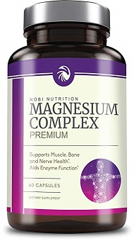 magnesium complex sleep supplement