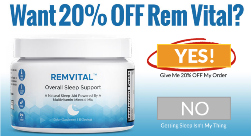 remvital sleep support